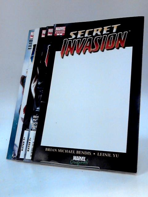 Secret invasion #1, #2, #5, #7, #8 (of 8) Missing 3,4 &6 by Brian michael bendis et al