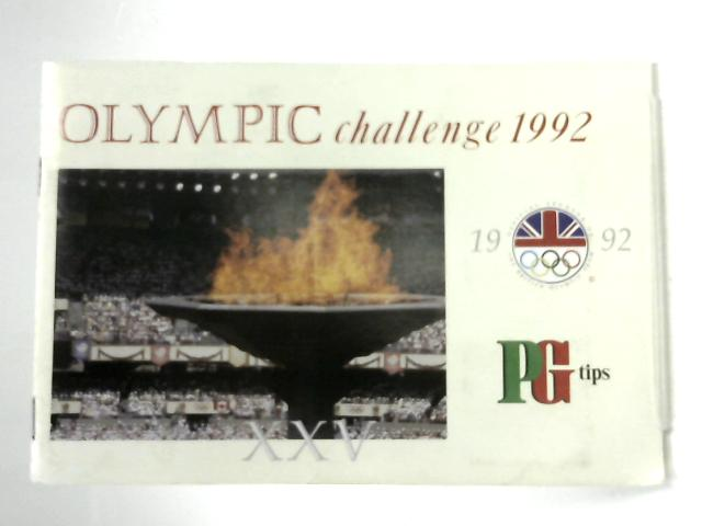 Olympic Challenge 1992 by Paul Richardson