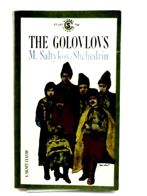 The Golovlovs by Saltykov, Mikhail Evgrafovich