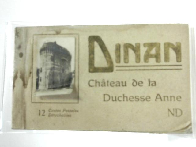 Dinan, Chateau de la Duchesse Anne by Unknown