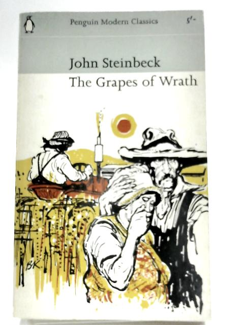 The Grapes of Wrath (Penguin Modern Classics) by John Steinbeck