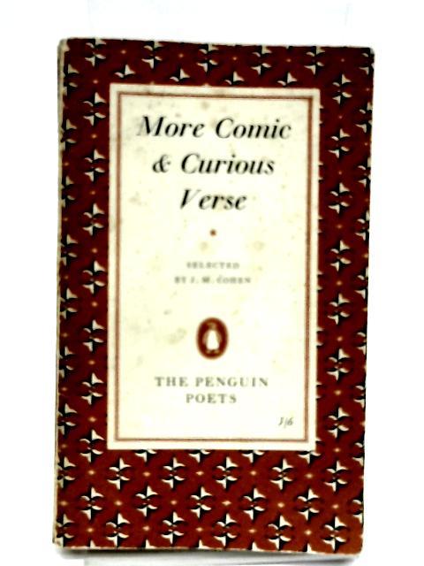More comic & curious verse (Penguin poets) by Cohen, John Michael