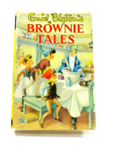 Brownie Tales by Enid Blyton