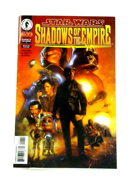 Star Wars: Shadows of the Empire: No. 1 by Steve Perry