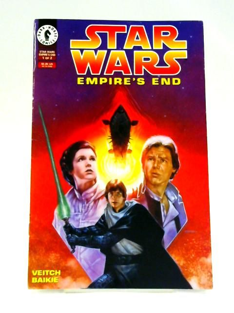 Star Wars Empires End: #1 by Tom Veitch