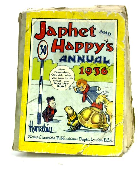 Japhet And Happy's Annual 1936 by Various