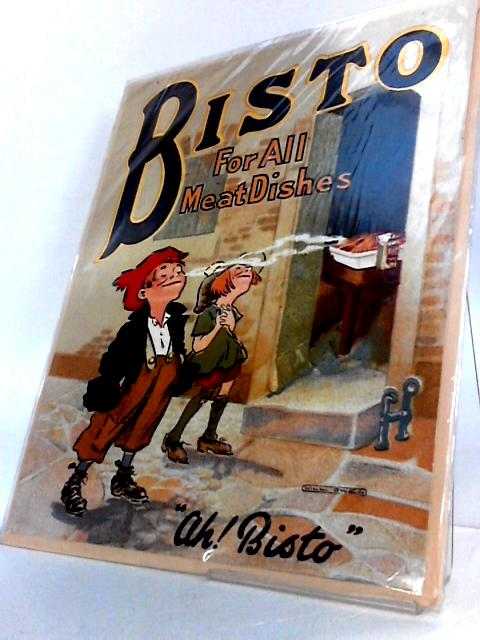 Bisto Post Card by Will Owen