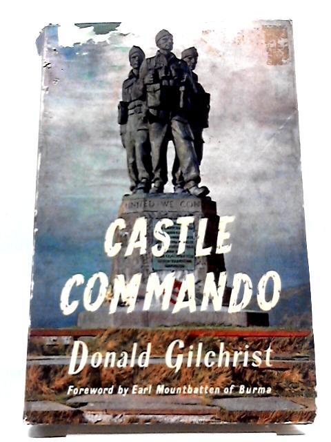 Castle Commando by Donald Gilchrist