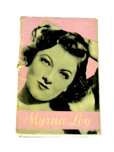 Myrna Loy by Leslie Masters