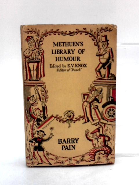 Barry Pain by Knox, E V