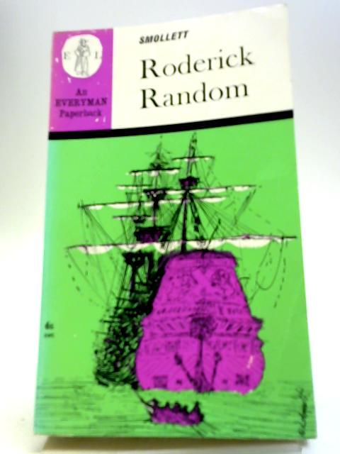 Roderick Random by Tobias Smollett