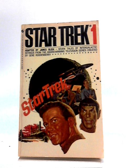 Star Trek No. 1 by Blish, James
