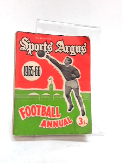 Sport's Argus Football Annual by R. Haynes