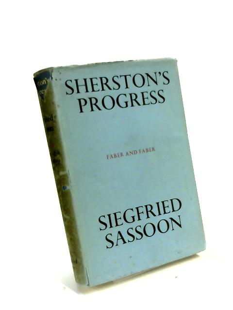Sherton's Progress by Siegfried Sassoon