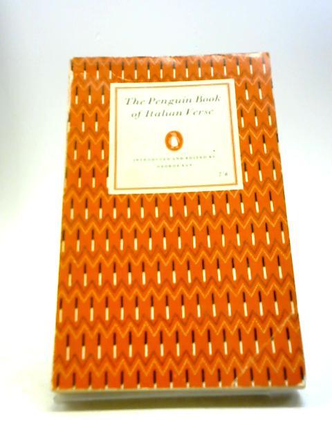 Penguin Book of Italian Verse by George Kay