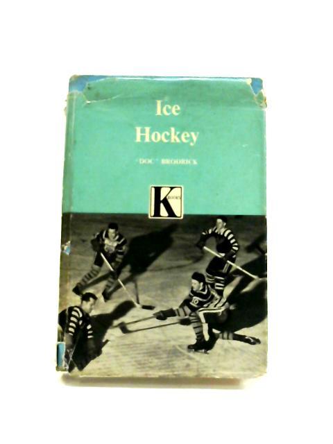 Ice Hockey by Robert James Brodrick