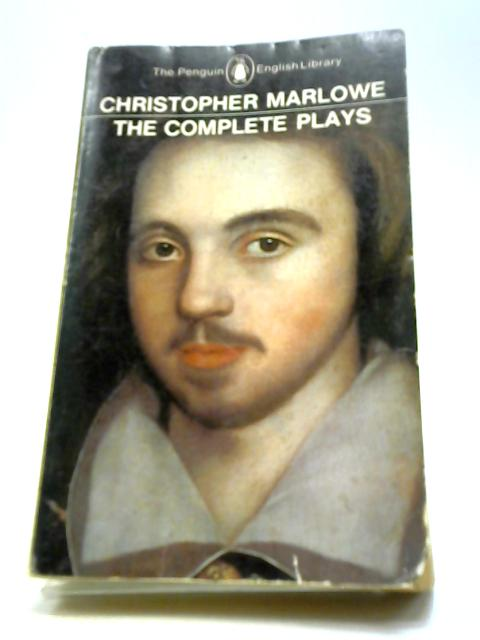 The Complete Plays (English Library) by Marlowe, Christopher