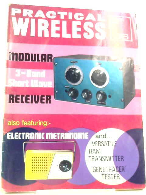 Practical Wireless Vol.46 No.4 August 1970 by Various