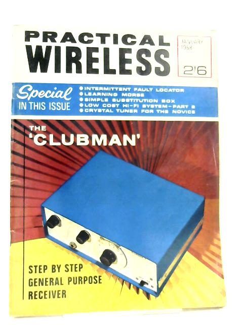 Practical Wireless Vol.43 No.9 January 1968 by Various