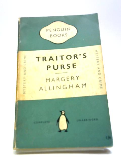Traitor's purse by Allingham, Margery