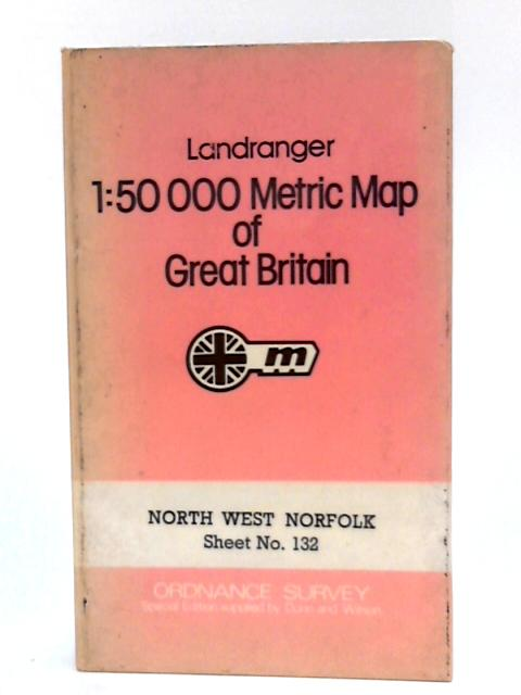 Metric Map of Great Britain, North West Norfolk Sheet No 132 By Anon