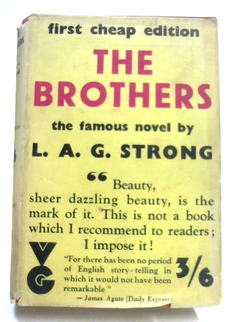 The Brothers by L. A. G Strong