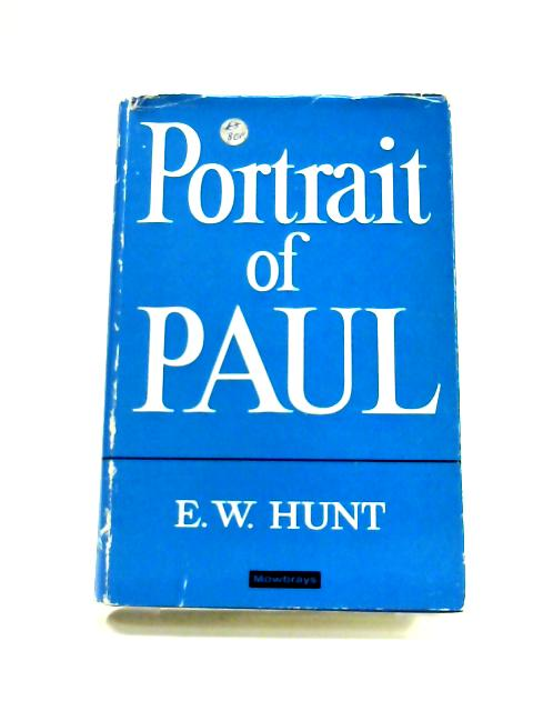 Portrait of Paul by Ernest William Hunt