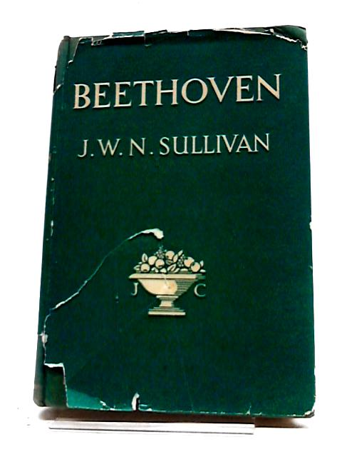 Beethoven The Life And Letters Series No 15 By Sullivan border=