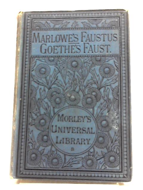 Marlowe Faustus by Anster