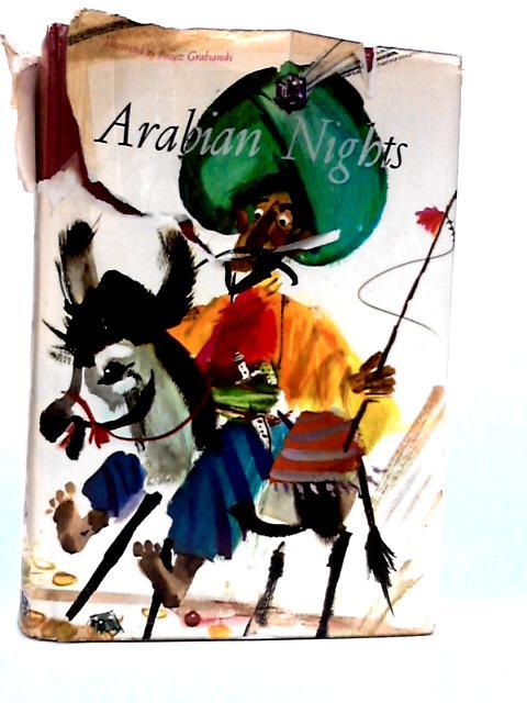 Arabian Nights by Charlotte Dixon (Trans.) by Charlotte Dixon (Trans.)