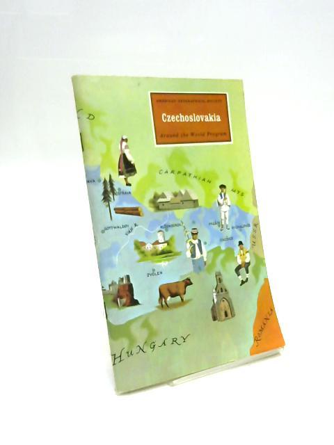 Around the World Program Czechoslovakia by George Kish
