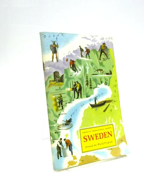 Around The World Program Sweden by Vincent H Malmstron