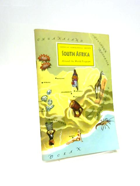 South Africa: American Geographical Society Around The World Program by Andrew Hepburn