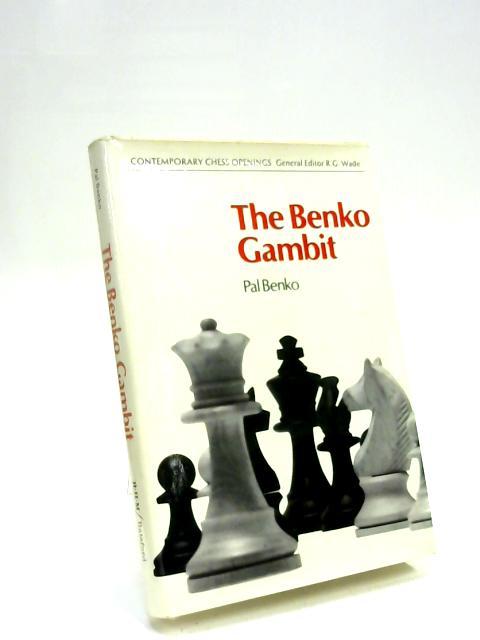 The Benko Gambit by Anon