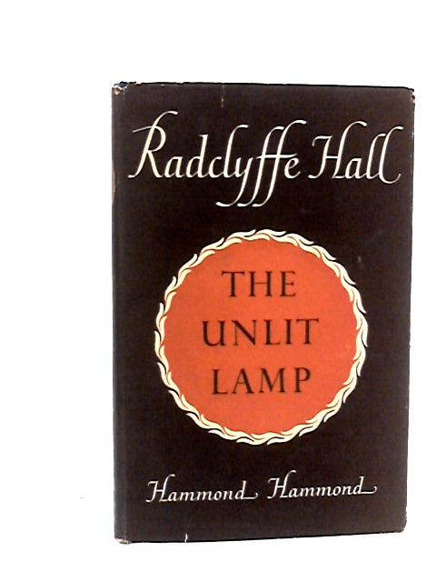 The Unlit Lamp by Hall, R