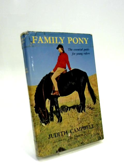 Family Pony by Judith Campbell