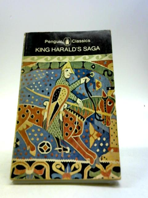 King Harland's Saga by Magnus Magnusson & Hermann Palsson