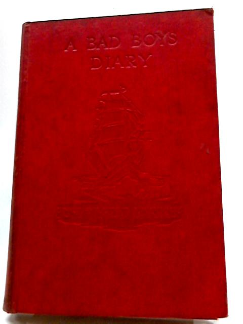 A Bad Boy's Diary by G. W. Peck