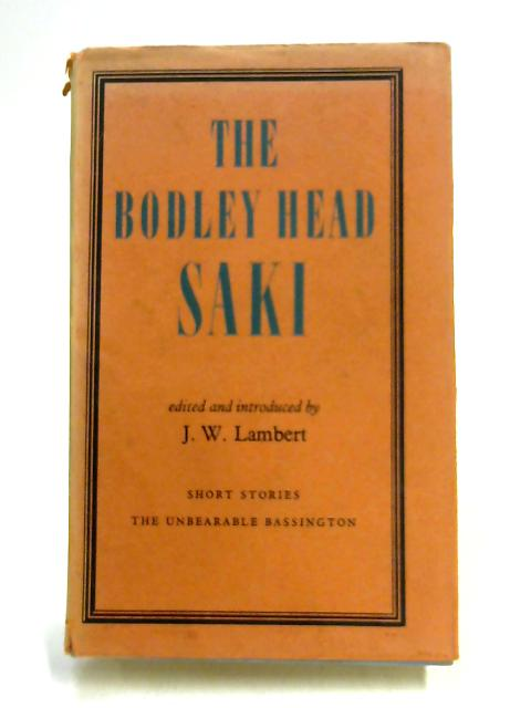 The Bodley Head Saki by Saki