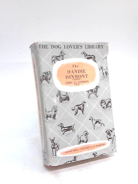The Dandy Dinmont Terrier by John F Gordon