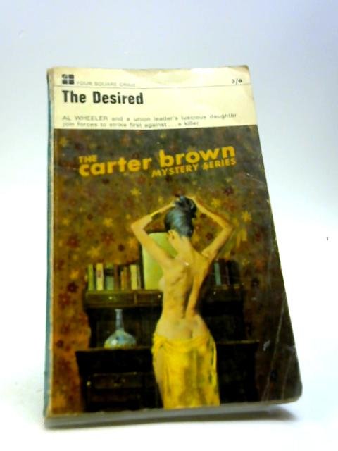 The Desired by Carter Brown