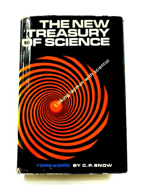 The New Treasury of Science by Harlow Shapley