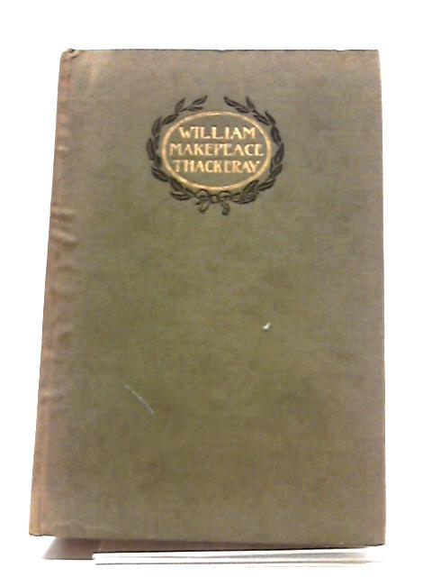 Catherine, Major Gahagan etc. by William M Thackeray
