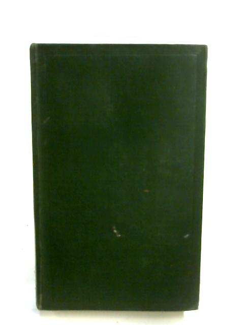 History of Civilization in England. Volume I. by Henry Thomas Buckle