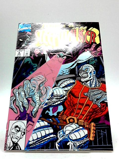 Deathlok vs. sleepwalker 8 january by Anon