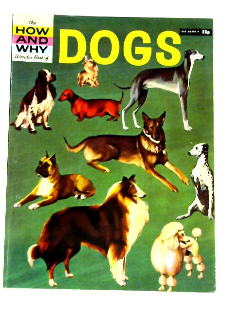 How and Why Wonder Book of Dogs by Irving Robbin