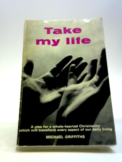 Take My Life (Pocketbooks) by Griffiths, Michael