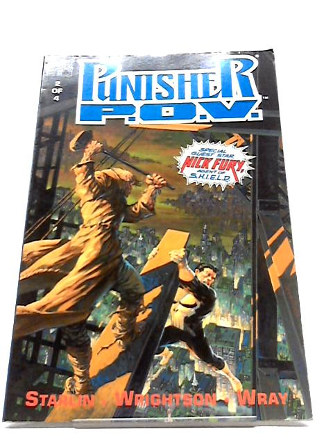 Punisher P.O.V. # 2 ( Original American COMIC ) by Marvel Comics