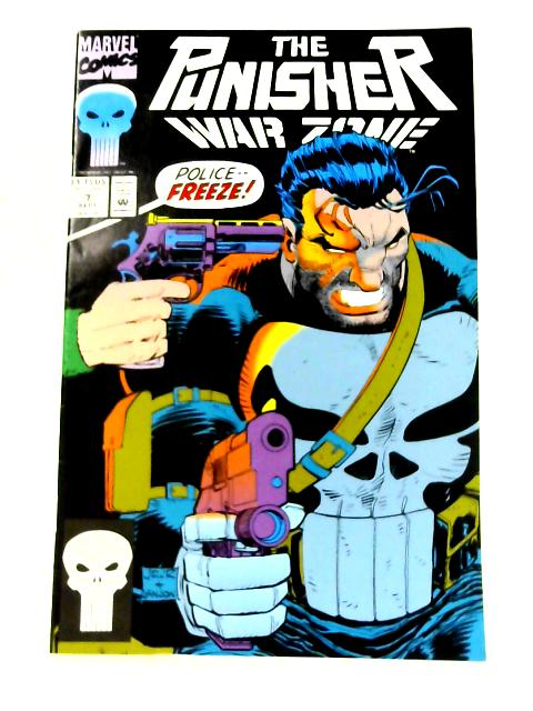 The Punisher War Zone: No. 7 by Anon