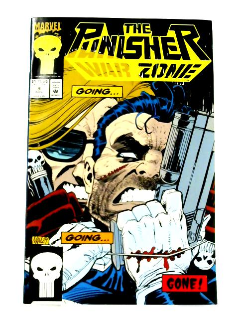 The Punisher War Zone: No  9 By Anon